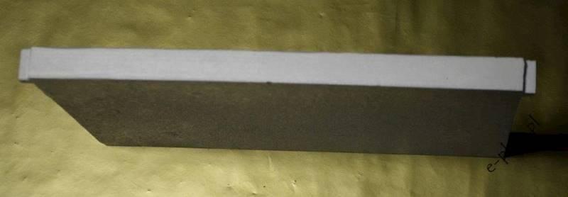 Przegroda zacieśniająca styropian 1/2 Dadant/W1030