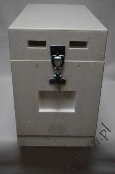 Ul 6 ramkowy do wych. pakietów z klamrami W1130AK