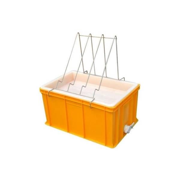 Wanienka do odsklepiania plastik/sito plastik h300