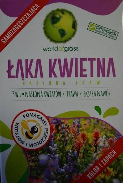 Trawa 1 kg Łąka Kwietna /Agronas/