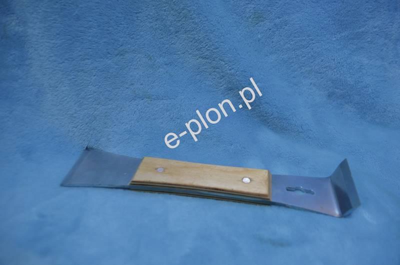 Dłuto pasieczne w oprawie drewnianej 170 mm