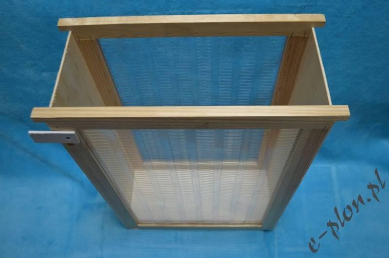 Izolator drewno+winidur warsz./ posz. 5-ramkowy