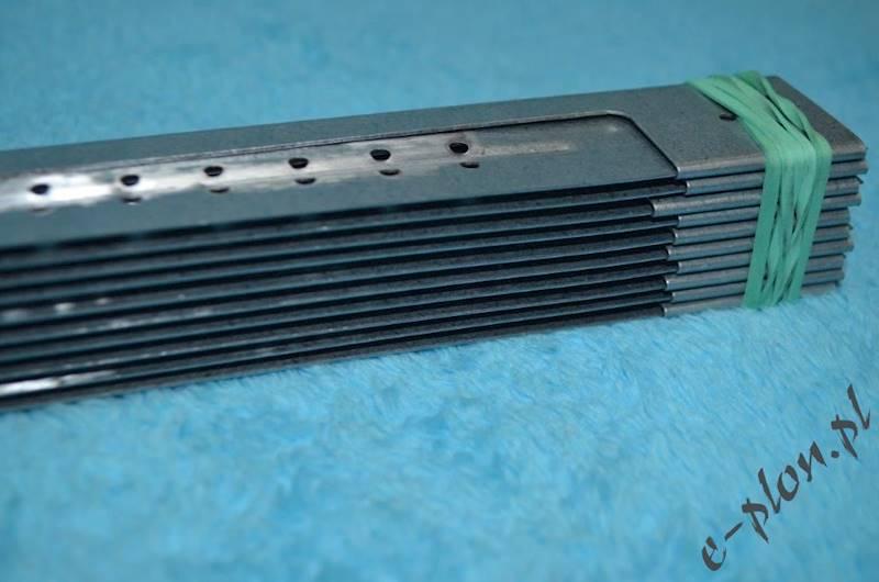 Zasuwa średnia /200mm/
