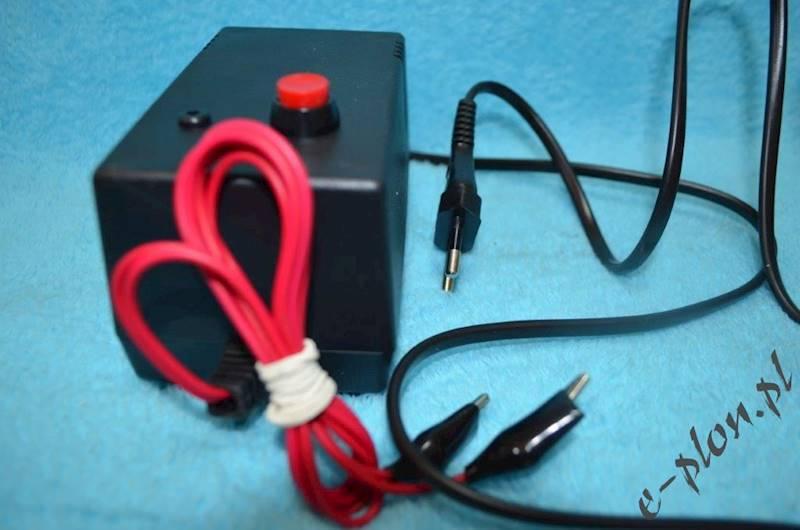 Wtapiacz węzy elektryczny