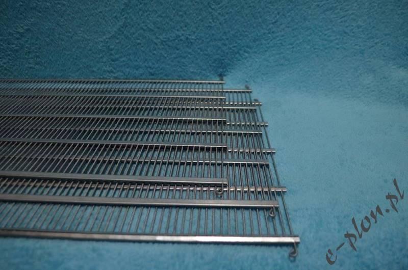 Krata metalowa pionowa warszawska zwykła