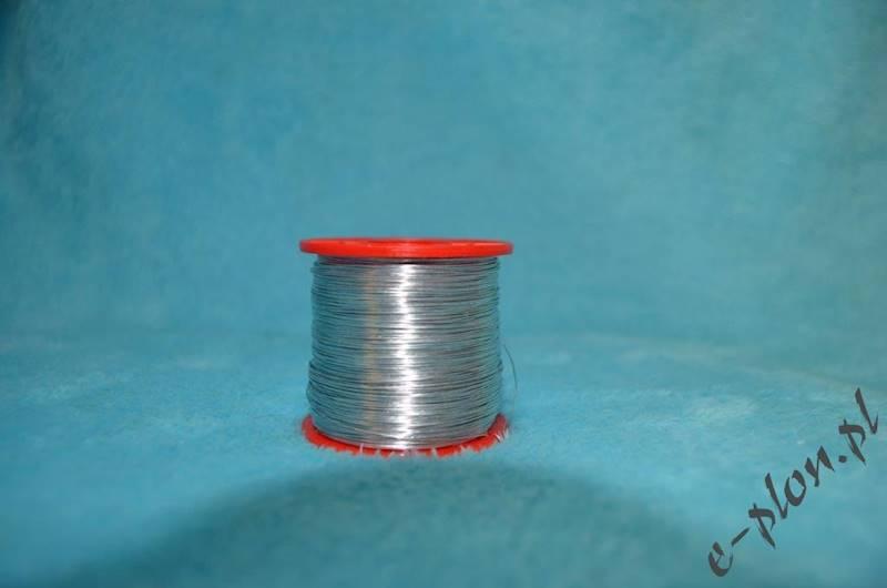 Drut do węzy 0,4 mm NIERDZEWNY- 250g