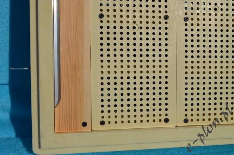Poławiacz pyłku wlkp. 10R Apikoz A007