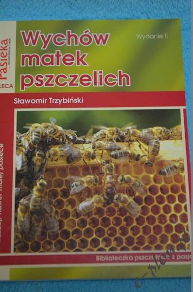 Książka Wychów matek pszczelich