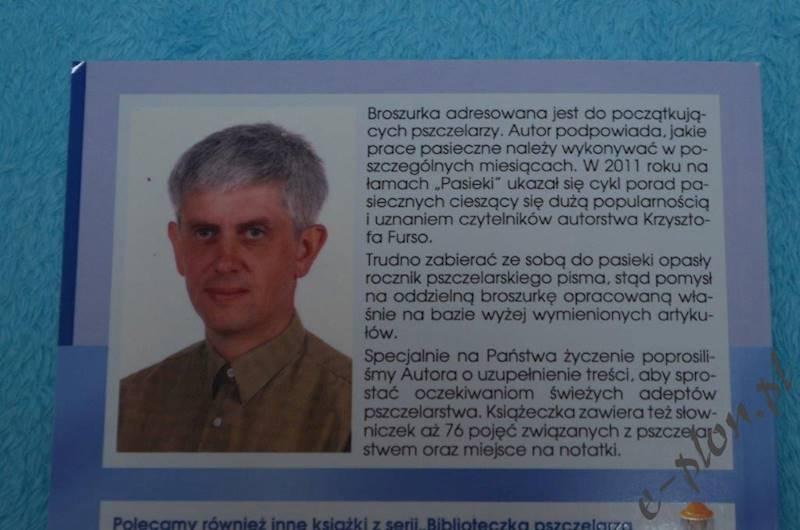 """Książka """"Porady pasieczne"""" 5006 / K86"""
