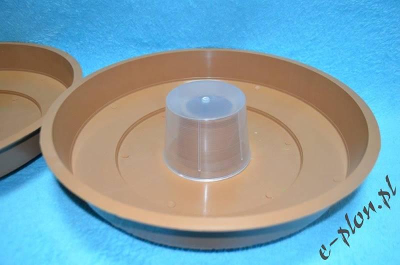 Podkarmiaczka powałkowa okrągła plastik 4 L