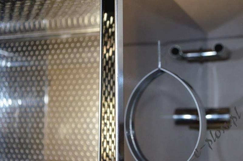 Urządzenie do wytopu wosku+palnik I: W4075 /Łysoń/