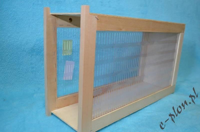 Izolator drewno+winidur warsz./ posz. 3-ramkowy