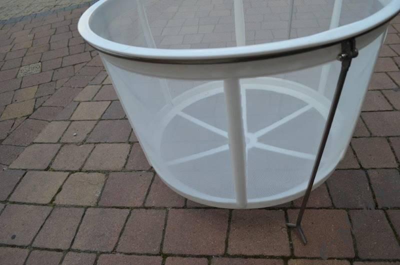 Sito cylindryczne plastik bez stojaka duże