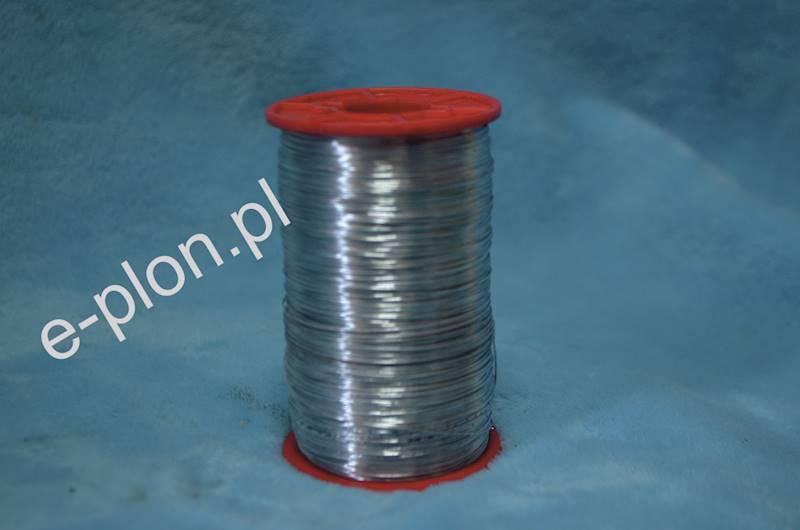 Drut do węzy 0,4 mm NIERDZEWNY- 400g