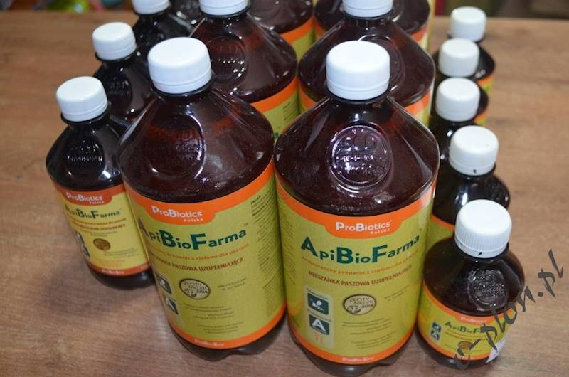 Apibiofarma 0,2 L - probiotyk