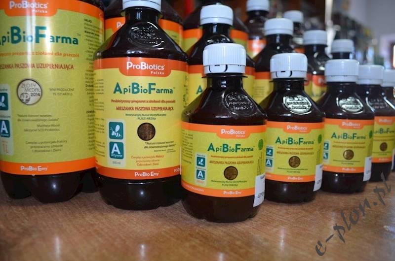 Apibiofarma 0,5 L - probiotyk