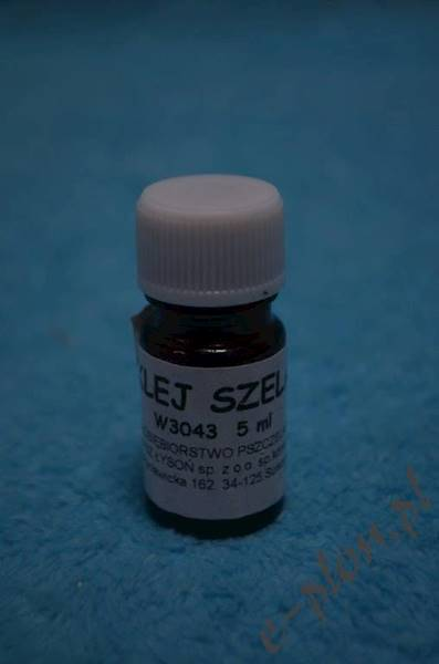 Klej szelak do opalitki 5 ml ( Index: W3043)