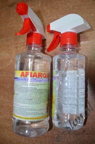 Apiarom 500 ml - do dezynfekcji i aromatyzacji uli