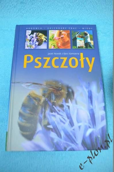 """Książka """"Poradnik Pszczelarza"""" krok po kroku 5016"""
