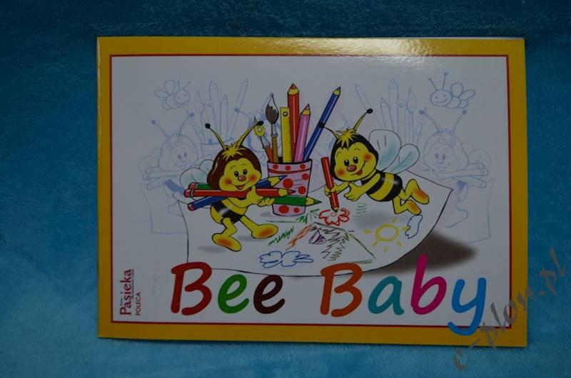 "Książka ""kolorowanka Bee baby"""