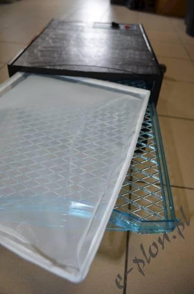 Suszarka do suszenia obnóży pyłk. 8 szuflad /3258A