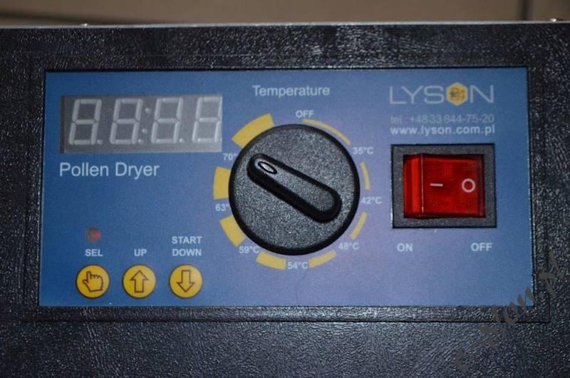 Suszarka do suszenia obnóży pył. 10 szuflad /3258B