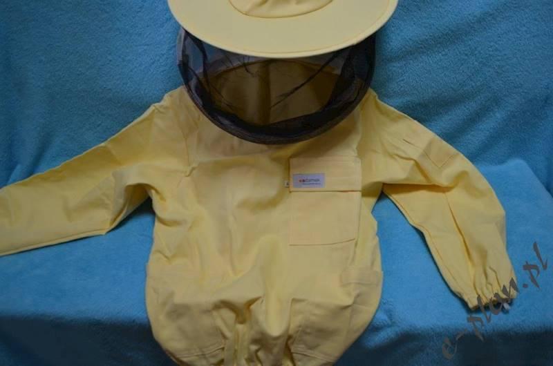 Bluza pszczelarska dziecięca z kapeluszem - 146