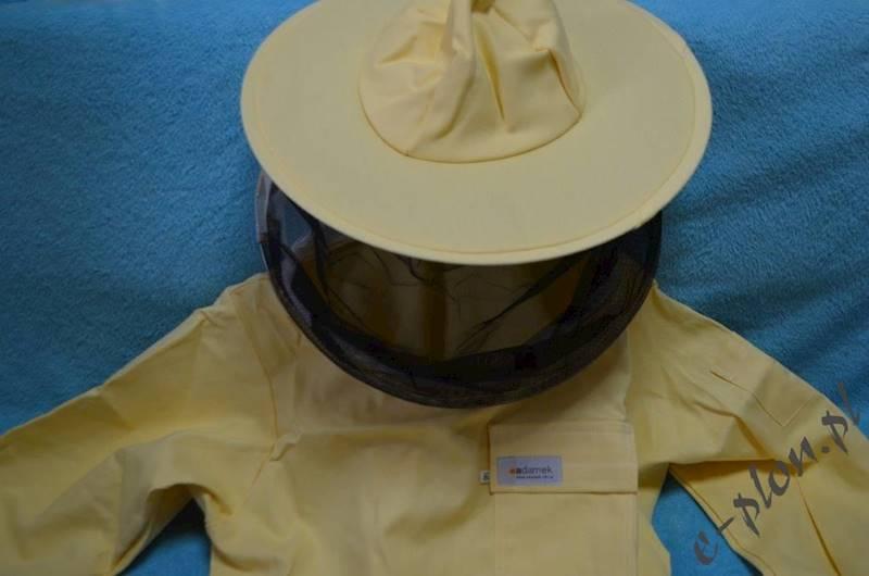 Bluza pszczelarska dziecięca z kapeluszem - 128