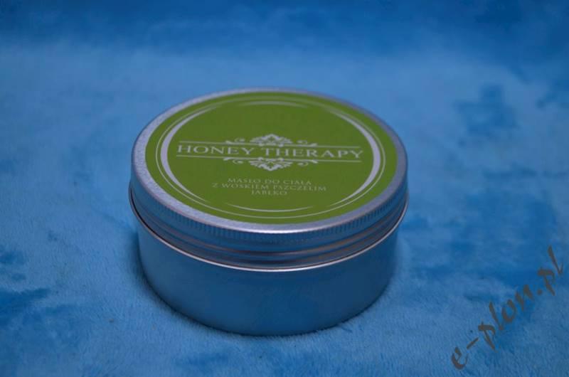 Masło do ciała z woskiem - Herbata 120g / HT84