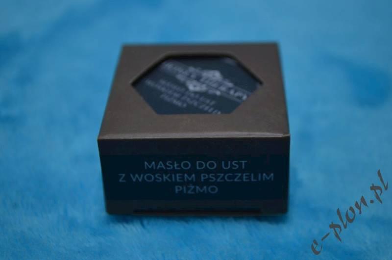 Masło do ust z woskiem - Piżmo 15g / HT09