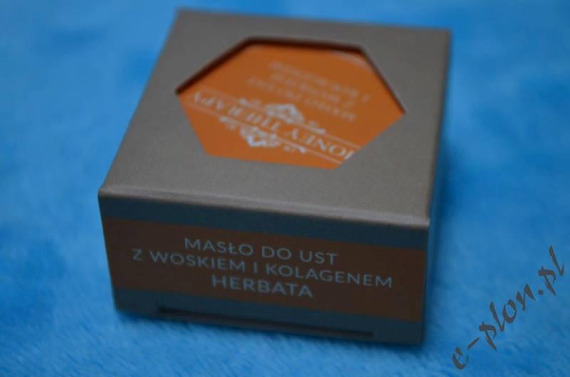 Masło do ust z woskiem - kolagen 15g /HT86