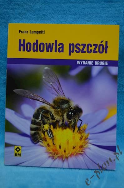 """Książka """" Hodowla Pszczół"""" 5143"""