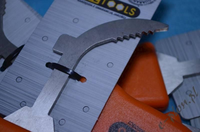 Dłuto pasieczne wielofunkcyjne w oprawie Bee Tools