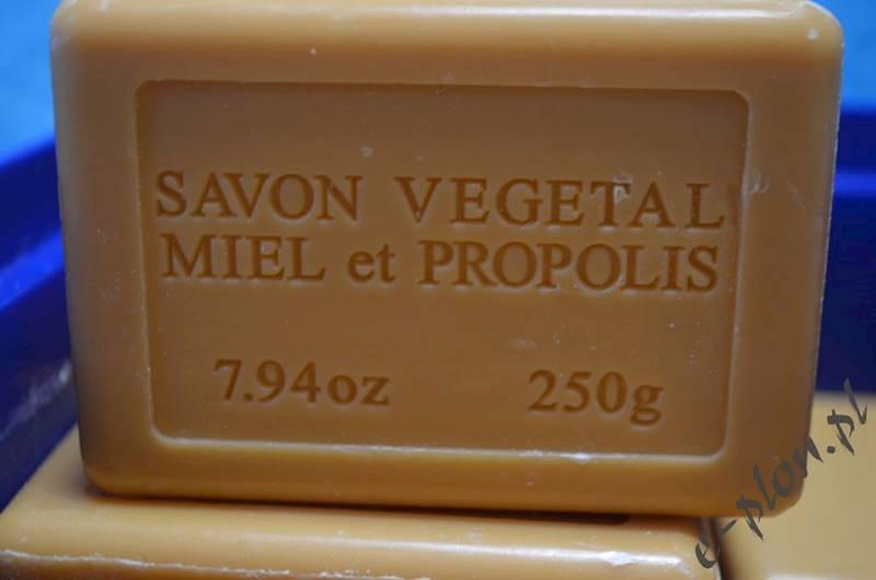Mydło Miodowe z propolisem duża kostka 250g / FR07