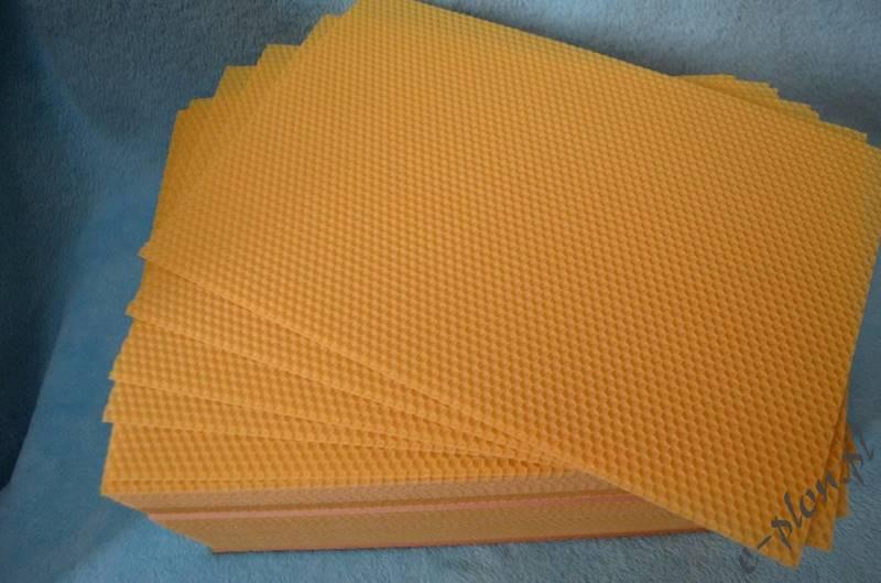 Węza pszczela wielkopolska 160x340mm
