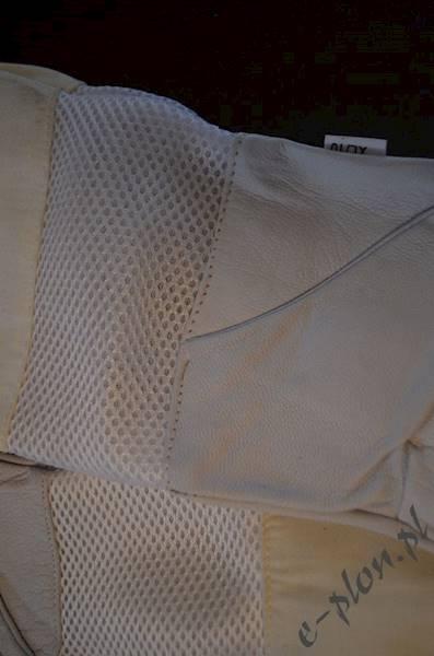 Rękawice pszczelarskie skórzane z wentylacją XL/10