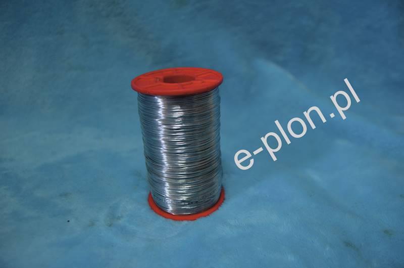 Drut do węzy 0,4 mm NIERDZEWNY- 500g
