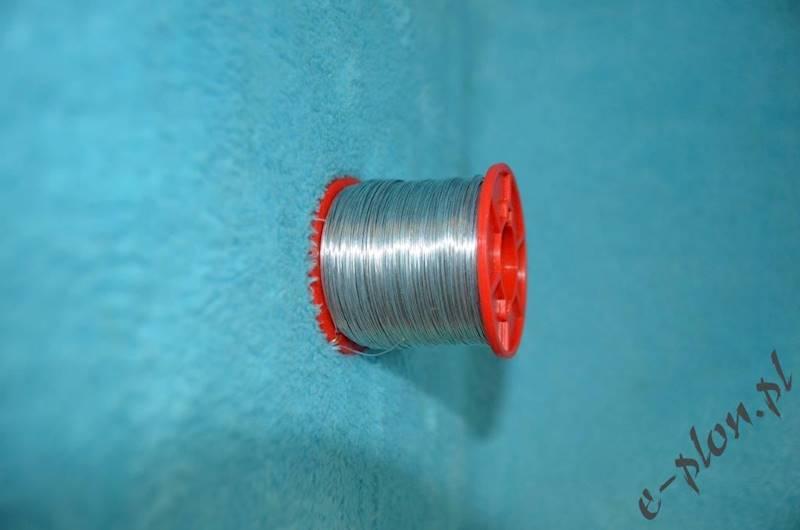Drut do węzy 0,3 mm NIERDZEWNY- 250g