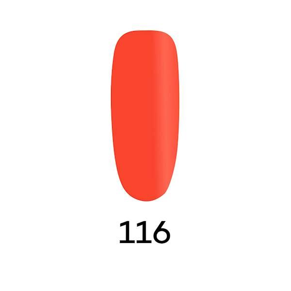 116 Lakier Hybrydowy Julia Nessa 8ml