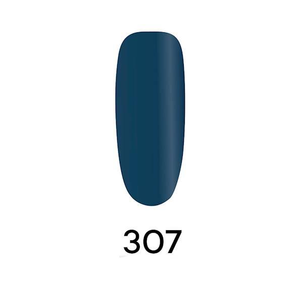 307 Lakier Hybrydowy Julia Nessa 8ml