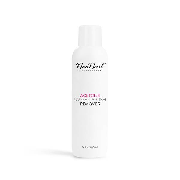UV Gel Polish Remover NeoNail- Aceton 1000ml