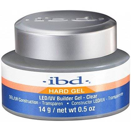 IBD żel LED/UV clear 14g
