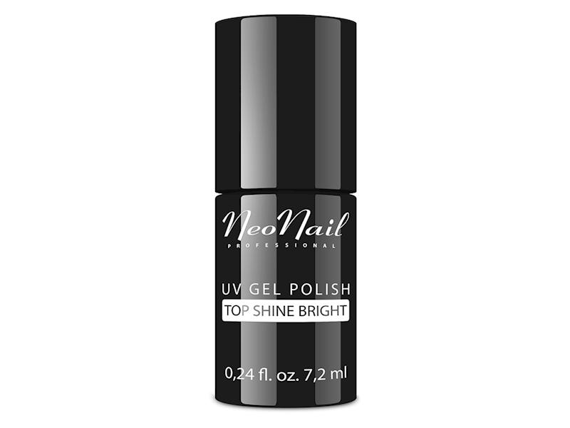 Lakier hybrydowy 7,2 ml Top Shine Bright NeoNail