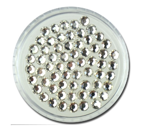 Cyrkonie crystal ss6 - 50 szt