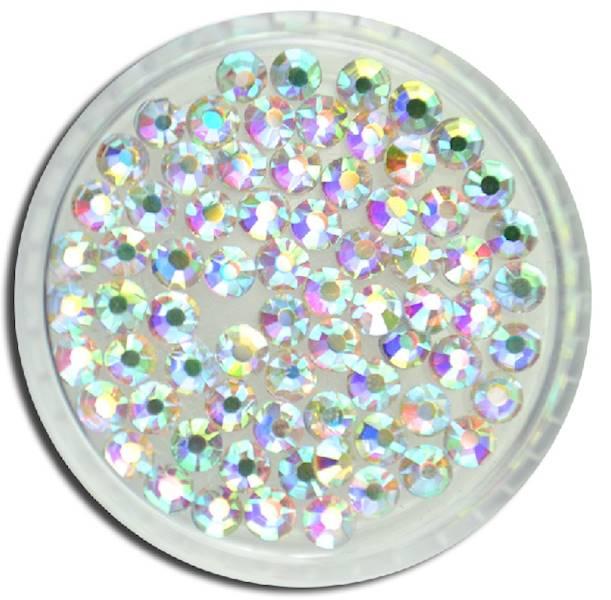 Cyrkonie crystal AB ss4 50 szt