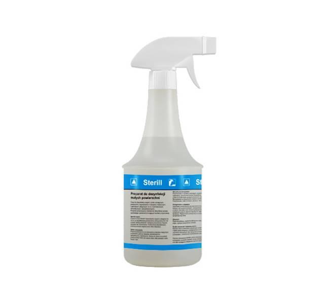 Sterill 1L Preparat do dezynfekcji małych powierzchni