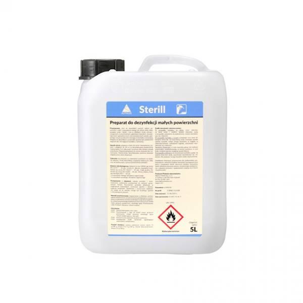 Sterill 5L Preparat do dezynfekcji małych powierzchni