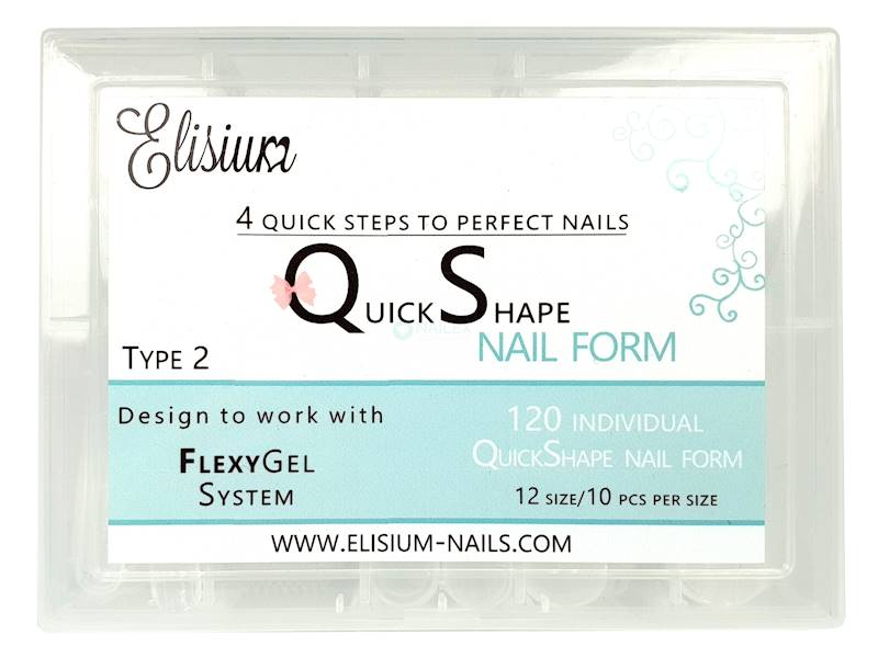 ELISIUM Dual Forms Quick Shape Type 2