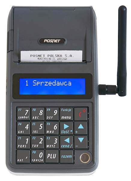 POSNET Mobile Online GPRS