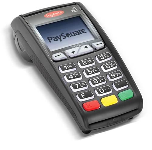 Terminal Płatniczy GPRS stacjonarny liniowy • Terminal Płatniczy Stacionarny GPRS • Umowa PaySqare: Liniowa